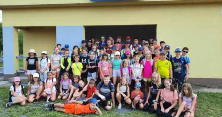 ZŠ Pod Vinohrady v Uherském Brodě: Nabitý týden plný vědomostí a sportu
